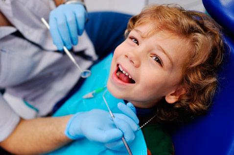 Dentista para niños en Mondéjar